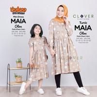 tunik Maia Clover Clothing /tunic /baju couple ibu dan anak