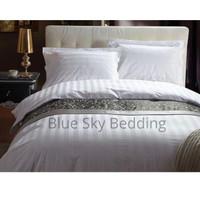 Sprei hotel premium (bisa request ukuran dan warna) - Pink uk.160