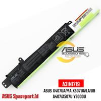 Baterai Laptop Asus A31N1719 X407UA/MA X507UA/LA/UB A407/A507U Y5000U