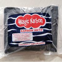 Magic Karbon Arang Karbon Aktif - Filter Aquarium Penjernih air