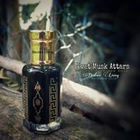 12ML Civet Musk India Parfume Oil (Parfume Arab Minyak Wangi Kasturi