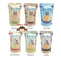 Tempy (Tempe Crispy) NO MSG / snack anak sehat / keripik tempe