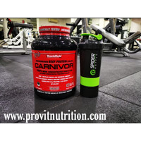 MuscleMeds - Carnivor 4 lbs 100 % Beef Whey Protein Isolate