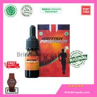 British Propolis Obat Diabetes, Obat Kolesterol, Asam Urat / ORIGINAL