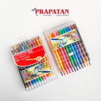 Titi Twist Crayons 24 warna / Krayon Putar Titi Panjang