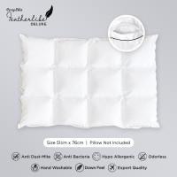 Pillow Comforter Featherlike Deluxe