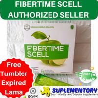 FBERTIME SCELL F'bertime Minuman Fiber plus Apple Stemcell Swiss