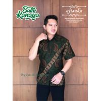 Baju Batik Pria AJISAKA By Kanaya Lapis Furing Halus