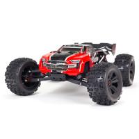 ARRMA Kraton V5 6S 4WD BLX 1/8 Speed Monster Truck (Red)