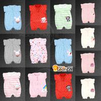 Baju bayi jumper Jumsuit Bayi Perempuan BABY LEON GY-043 romper Kerut