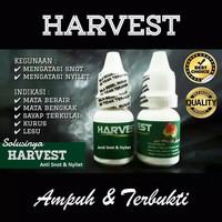 Obat Vitamin Burung Harvest Anti Snot Mata Lovebird Lb Cucak Ijo Kacer