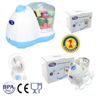 Baby Safe Smart Baby Food Processor - Blander Makan Bayi