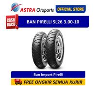 Pirelli SL26 3.00 10 Ban Vespa (1200300)