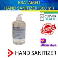 Bratamed Hand Sanitizer 500ML