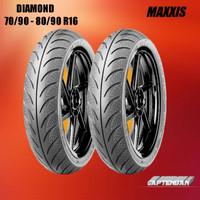 Paket Ban Motor IMPOR / SKYWAVE, HAYATE, NOUVO // MAXXIS DIAMOND MA-3D