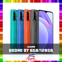 [MURAH] Xiaomi Redmi 9T 6GB/128GB | Garansi Resmi