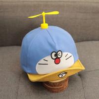 TOPI BASEBALL ANAK BAYI MOTIF DORAEMON BALING BABY HAT IMPORT