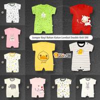 Baju Jumsuit jumper Bayi Anak Baju bayi karakter BABY LEON JP-GY04