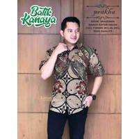 Baju Batik Pria PRAKHA By Kanaya Lapis Furing Halus