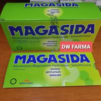 Magasida Tablet Kunyah 1Strip (10's) Antasida