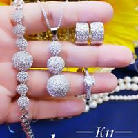 Xuping Set Perhiasan Wanita 23b19