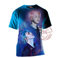 baju kaos bts jimin K-Pop anak cewek , T-shirt kpop edisi jimin BTS