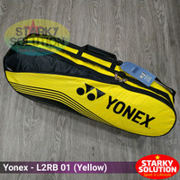 Tas Raket YONEX L2RB 01 Bulutangkis Badminton Bag Simple Original