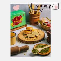 Tamiang Bapia Kacang Hijau Kotak Kecil