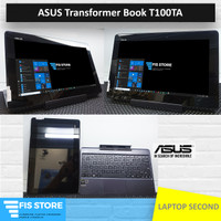 ASUS Transformer Book T100TA Intel Z3740/2-in-1 Notebook-Tab Windows