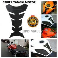 Progrip Tankpad Stiker Tangki Sepeda Motor Carbon Fiber 111161