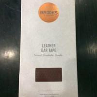 Bar Tape Brooks Leather Brown / coklat tua