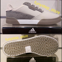 Sepatu Golf Pria Adidas Adicross retro spikeless sneaker original
