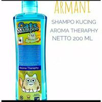 Shampo armani Tick & flea 200ml