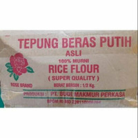 tepung beras rose brand 1 dus