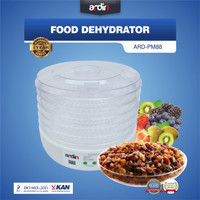 Food Dehydrator Machine Dryer Pengering Makanan Buah Sayuran ARD-PM88