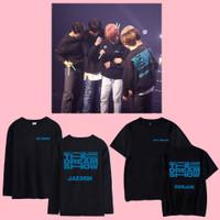 Baju kaos NCT DREAM TOUR SHOW panjang pendek t-shirt K-POP