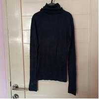 baju blouse top sweater turtle neck mango basics Original Branded