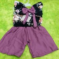 SetCel Anak 1-2 Tahun Setelan anak perempuan baju dan celana anak
