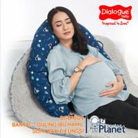 Dialogue Bantal Guling Ibu Hamil + Bantal Menyusui + Sofa Bayi 6 in 1