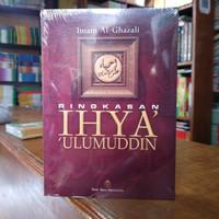 Buku Ringkasan Ihya Ulumuddin Imam Al Ghazali