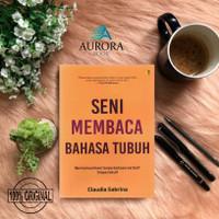 BUKU SENI MEMBACA BAHASA TUBUH - CLAUDIA SABRINA - ORIGINAL