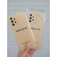 Case SAMSUNG GALAXY A32 2021 for Anticrack softcase silikon jelly