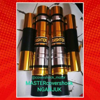 Master Cover Shock Depan Cb150r Sonic Klx Scorpio Tiger Teraman #1
