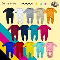 Baby onesie baby jumper unisex - navy, 6M