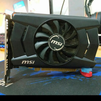 vga gtx 750 ti merek MSI 2GB DDR5