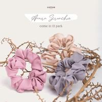 Cotton Inch - Annira Scrunchie / Cepol / Ikat Rambut Mini Medium