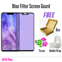 Tempered Glass 10D Anti Blue Light OPPO A1K A3S A92 2020 F5 F7