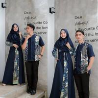 BISA COD BAJU KOUPLE CP Aruna Batik TERLARIS TERBARU COUPLE 2021 KEKIN