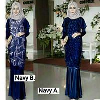 Maxi dress wanita/remaja/maxi duyung/baju pesta/kondangan/baju muslim