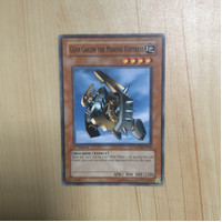 Yugioh Gear Golem the Moving Fortress (Common)